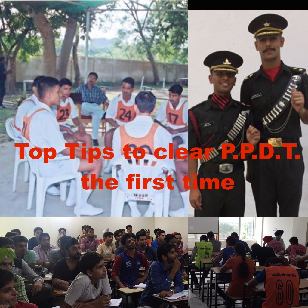 Top Tips to clear P.P.D.T. the first time