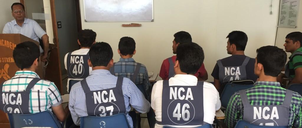 NDA written exam - New careers academy