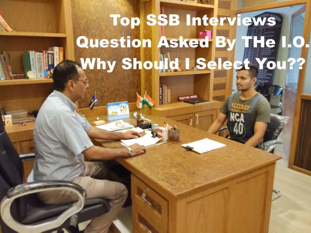 SSB Interviews coaching center india
