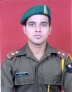major Saravanan,VirChakra,