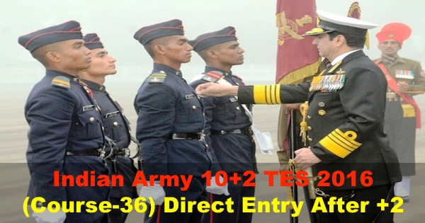 army tes- 36 notification